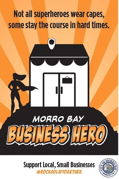 Business Hero Logo