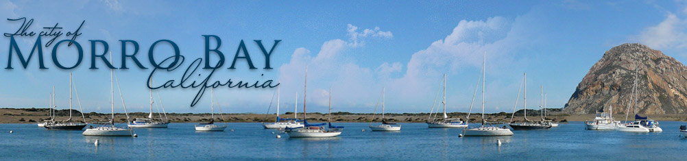 The City of Morro Bay, CA - Home Page